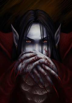 吸血鬼网游《炼狱》最诡异职业登场(图)