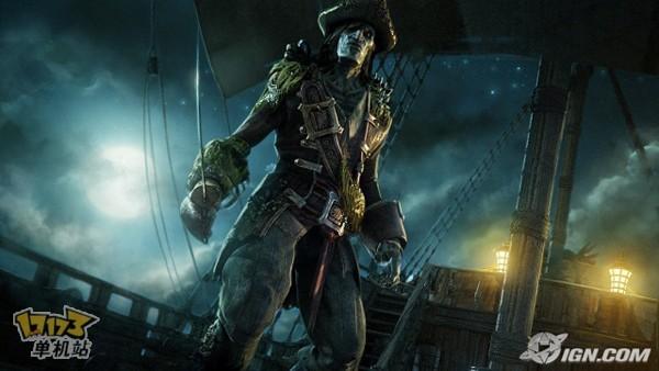 《加勒比海盗:被诅咒的舰队》冬季发售