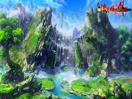 剑网三高清风景图