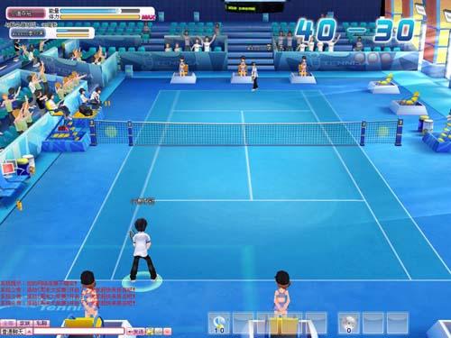 网球宝贝最新图片
