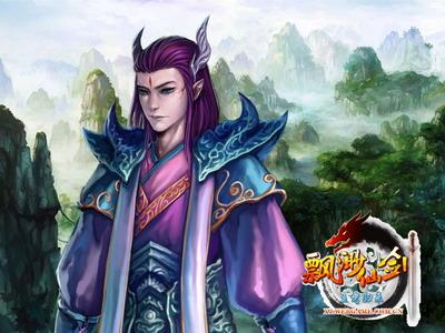 《飘渺仙剑》王者归来新人物原图曝光