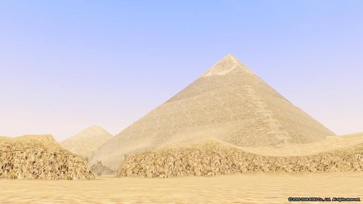 三大金字塔的排列和猎户座中三粒腰带星